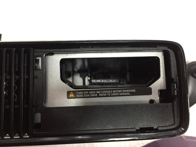 MICROSOFT XBOX 360 - 4GB BLACK 1439