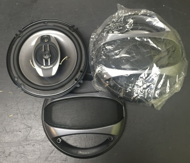 PIONEER ELECTRONICS Car Speakers TS-A1673R