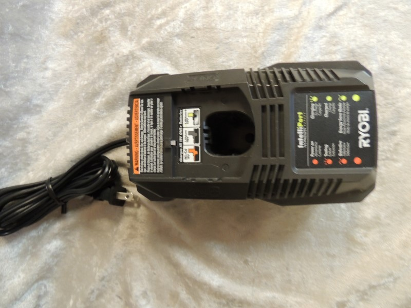"RYOBI P241 One 18V 3/8"" Right Angle Drill Bundle"