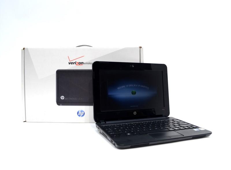 HP MINI 110-3098NR VERIZON LAPTOP INTEL ATOM 1.66GHZ 1GB 160GB HDD>