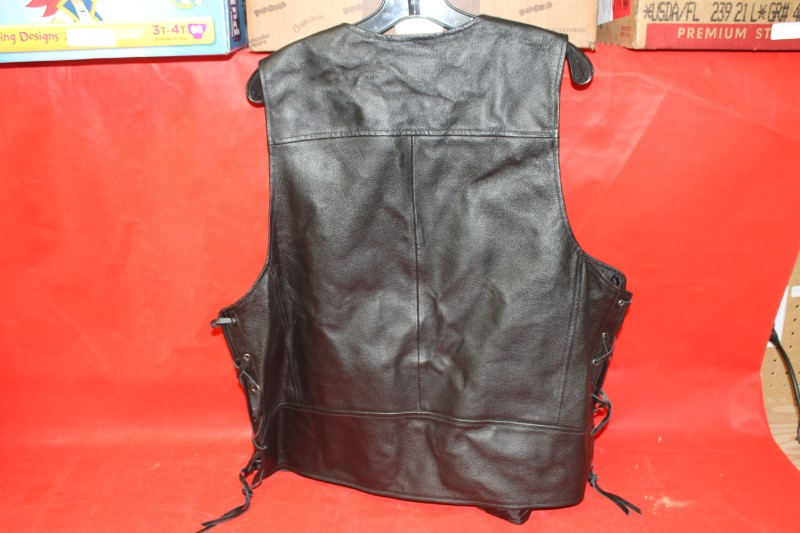 HARLEY DAVIDSON Fashion Accessory LEATHER VEST