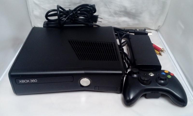 MICROSOFT XBOX 360 (S) 250GB CONSOLE