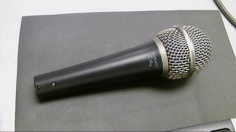 ELECTRO-VOICE MICROPHONE COBALT CO9