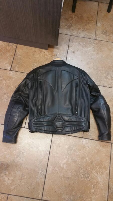 FIRST GEAR INC Coat/Jacket LEATHER JACKET SCHOELLER DYNAMIC