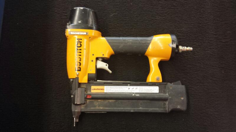 BOSTITCH Nailer/Stapler MAGNESIUM