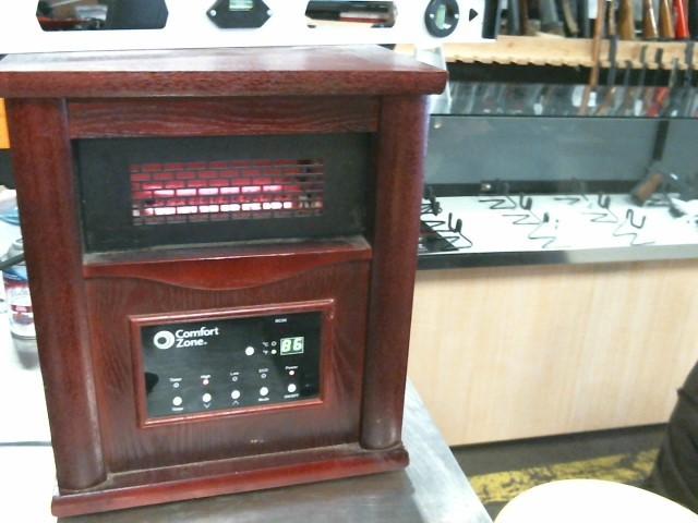 COMFORT ZONE Heater CZ2020W