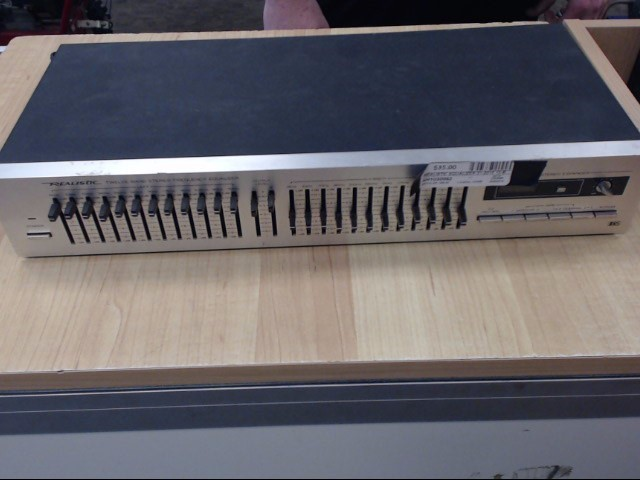 REALISTIC Equalizer 31-2010 12-BAND
