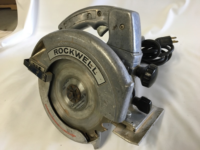 ROCKWELL Circular Saw 315