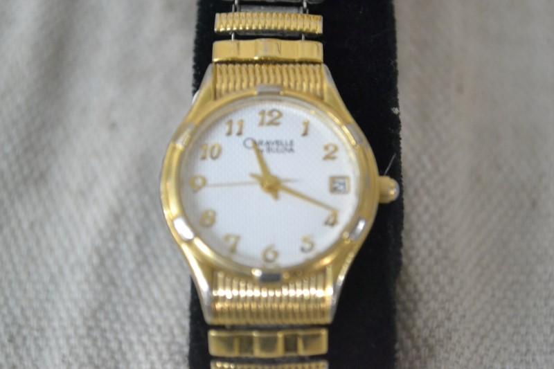 CARAVELLE Lady's Wristwatch C899162 LADIES WATCH