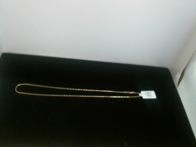 """18"""" L'S 14KT Gold Rope Chain ROPE-SOLID 14K Yellow Gold 2.7dwt"""
