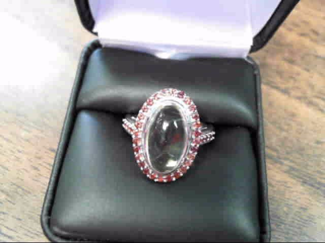 Lady's Silver Ring 925 Silver 3.5dwt