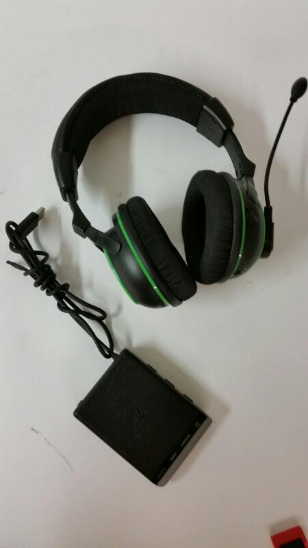 TURTLE BEACH Video Game Accessory EARFORCE STEALTH 500X