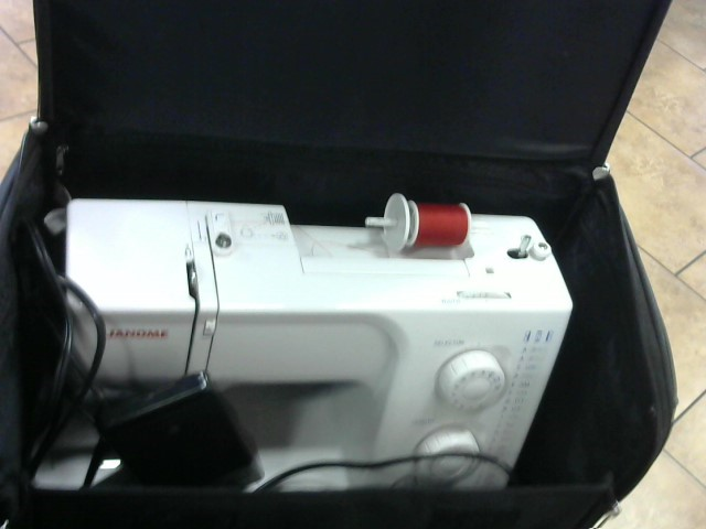 JANOME Sewing Machine MAGNOLIA 7318