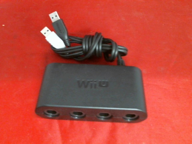 NINTENDO wii u adapter for gamecube controller WUP-028