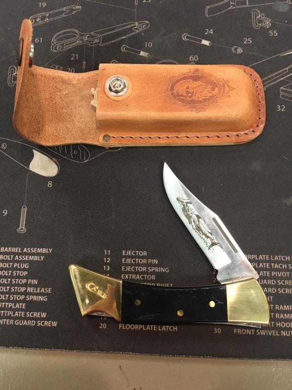 CASE KNIFE Pocket Knife 2159L SS