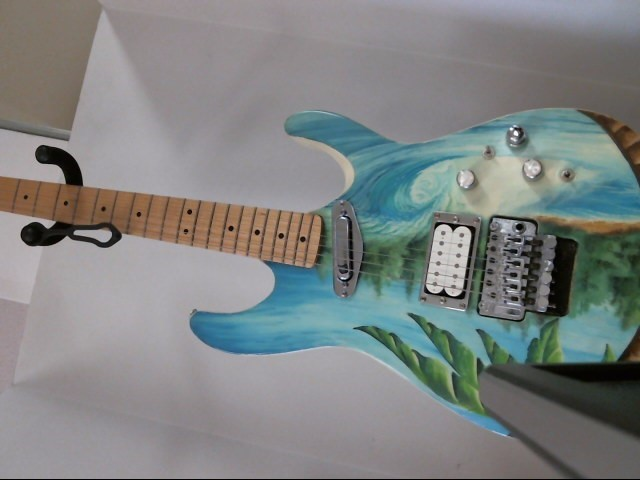 SYA Electric Guitar