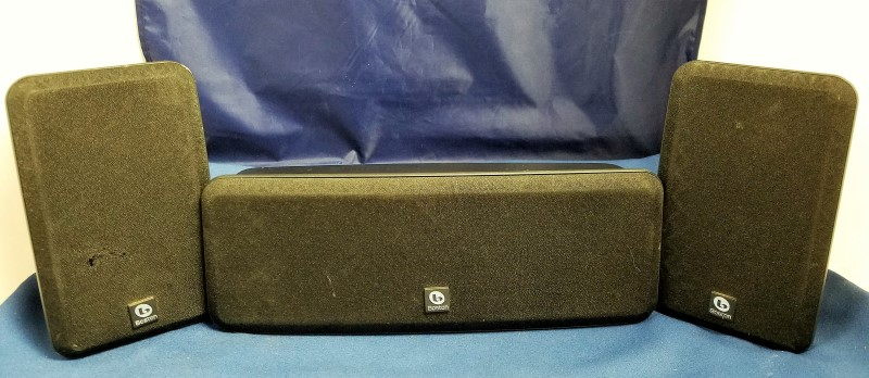 BOSTON ACOUSTICS SPEAKER MCS160