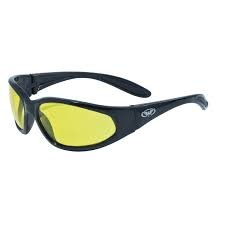 GLOBAL VISION EYEWEAR Sunglasses HERC 1 PL YT A/F