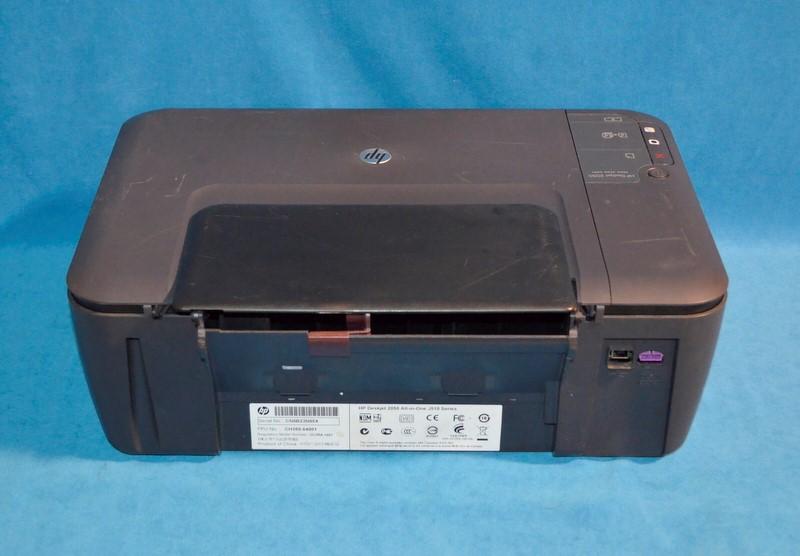 HEWLETT PACKARD Printer DESKJET 2050 ALL IN ONE COPY SCAN