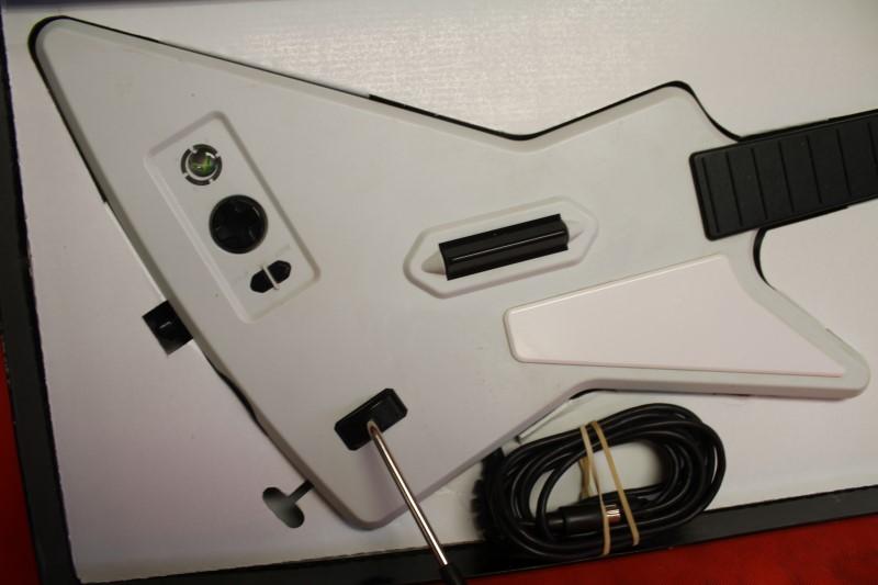 XBOX 360 Xplorer Guitar HERO Controller **ONLY** w/Box