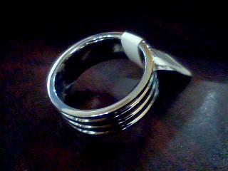 Gent's Ring Silver Titanium 5g