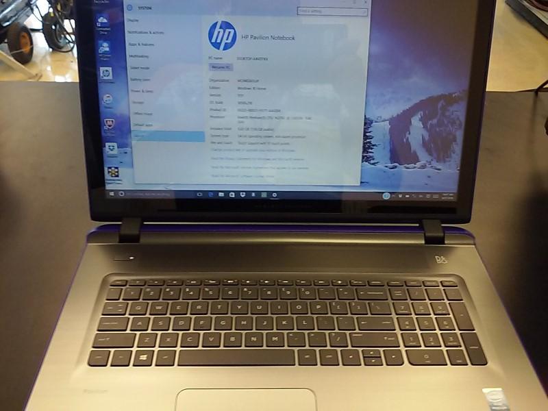 HEWLETT PACKARD Laptop/Netbook PAVILION RTL8188EE