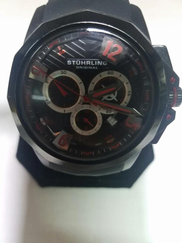 STUHRLIN     137KMNS #10 WATCH
