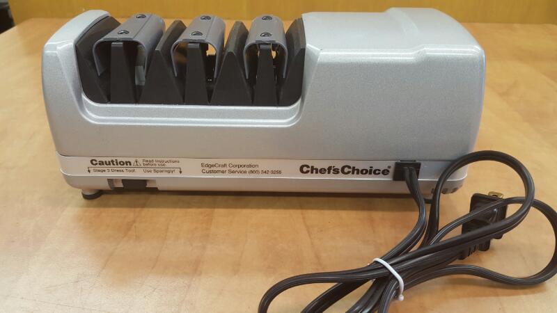 CHEF'S CHOICE EDGE SELECT 120 METAL Knife Sharpener