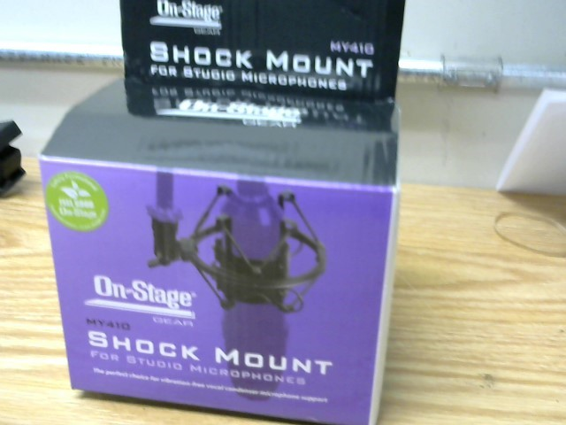 ON-STAGE SHOCK MOUNT