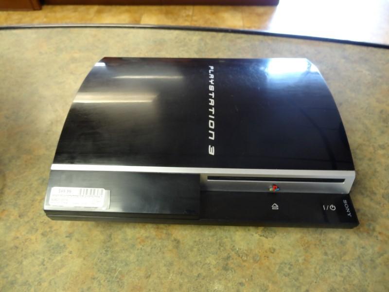 SONY PlayStation 3 PLAYSTATION 3 - SYSTEM - 80GB - CECH-L01