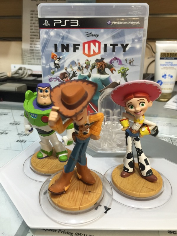 SONY Sony PlayStation 3 Game DISNEY INFINITY PS3 GAME