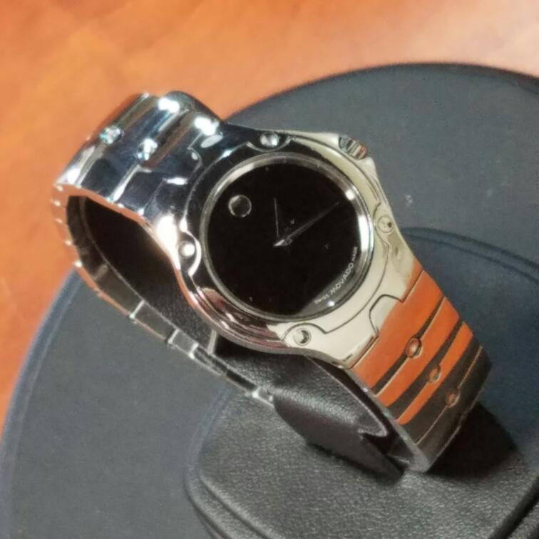 MOVADO Lady's Wristwatch 84-G4 1851