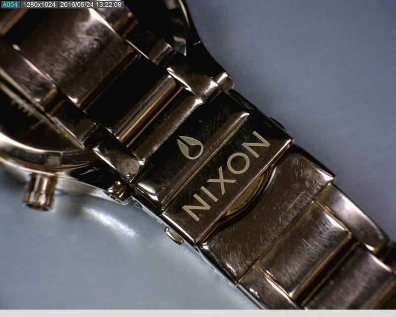 NIXON Gent's Wristwatch 42-20 CHRONO MENS WATCH