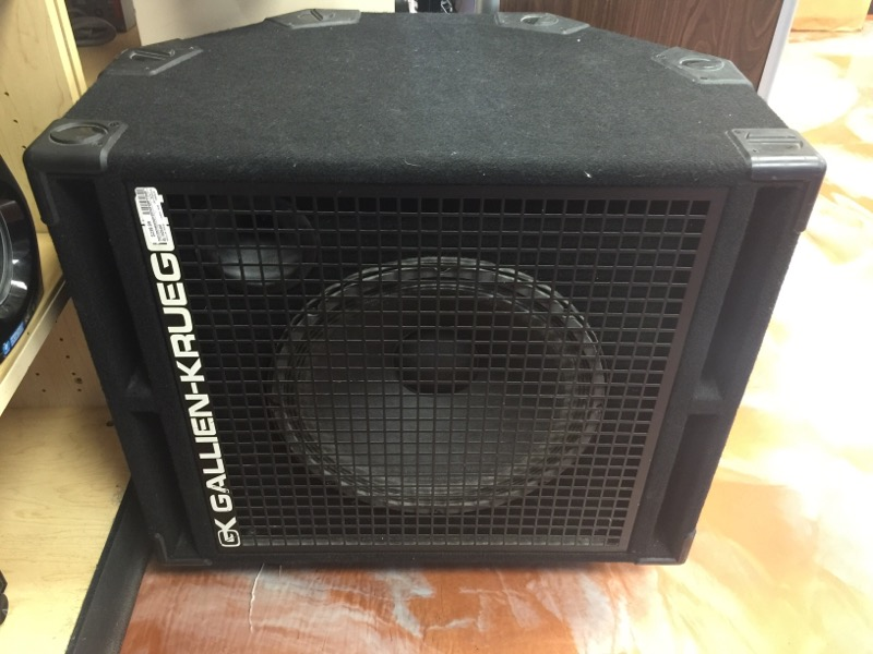 GALLIEN-KRUEGER Electric Guitar Amp 115RBS