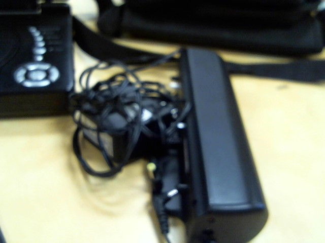 AUDIOVOX Portable DVD Player D1817