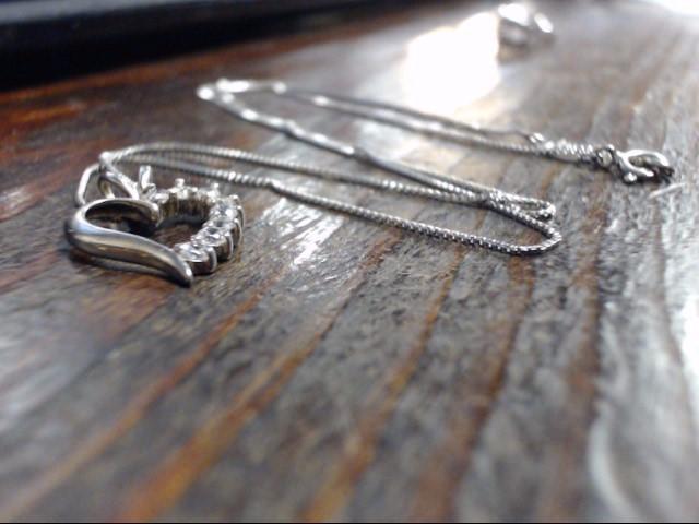 """18"""" Silver Fashion Chain 925 Silver 2.4g"""