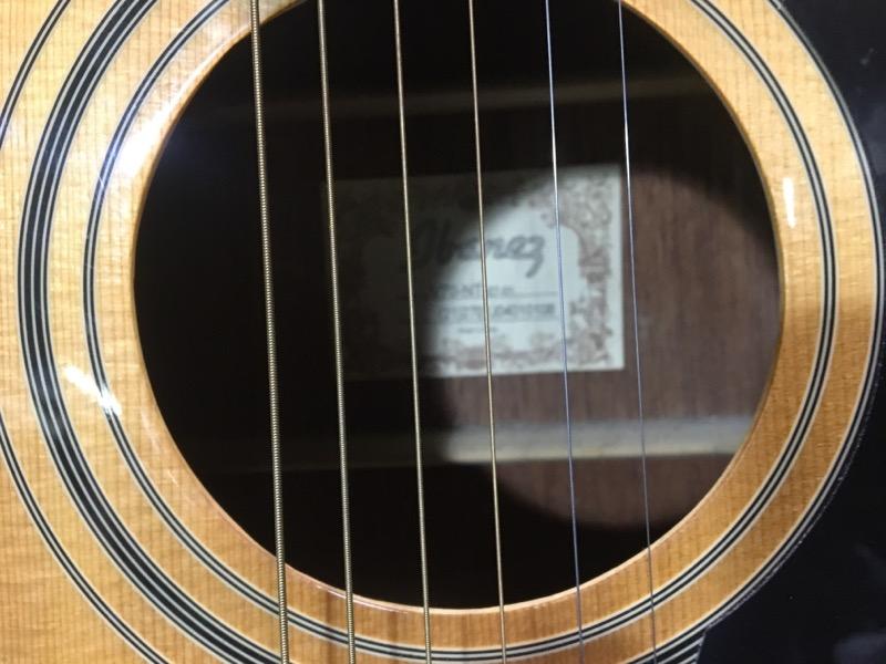 IBANEZ Acoustic Guitar V70CE-NT-27-01