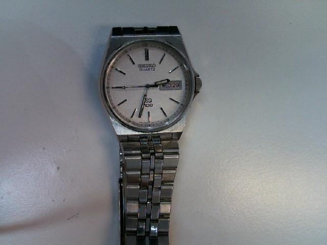 SEIKO Gent's Wristwatch SQ QUARTZ WATCH