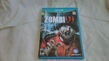 NINTENDO Nintendo Wii U Game ZOMBIE U