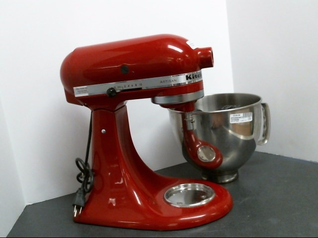 KITCHENAID Miscellaneous Appliances KSM150PSER MIXER