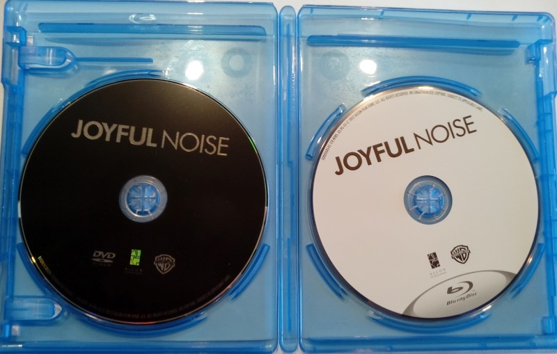 BLU-RAY MOVIE JOYFUL NOISE