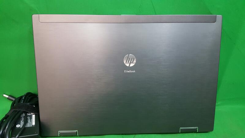 HEWLETT PACKARD ELITEBOOK 8540W 500gb HDD; 4gb Ram; Core i7 2.67Ghz