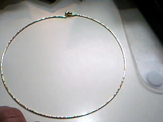"18"" Gold Chain 14K Yellow Gold 7.5g"