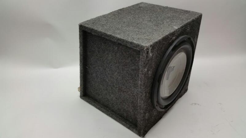 JL AUDIO Speakers/Subwoofer 10 WOV2