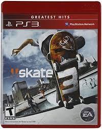 SONY Sony PlayStation 3 Game PS3 SKATE3