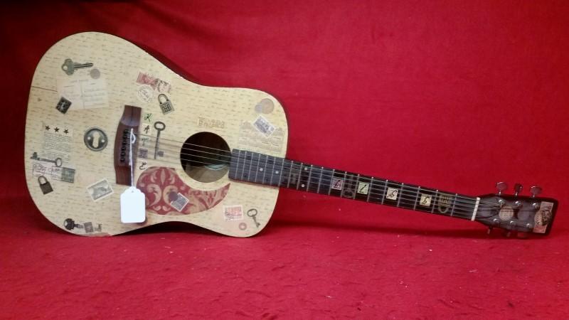 Abilene AW-05 Custom Acoustic Guitar