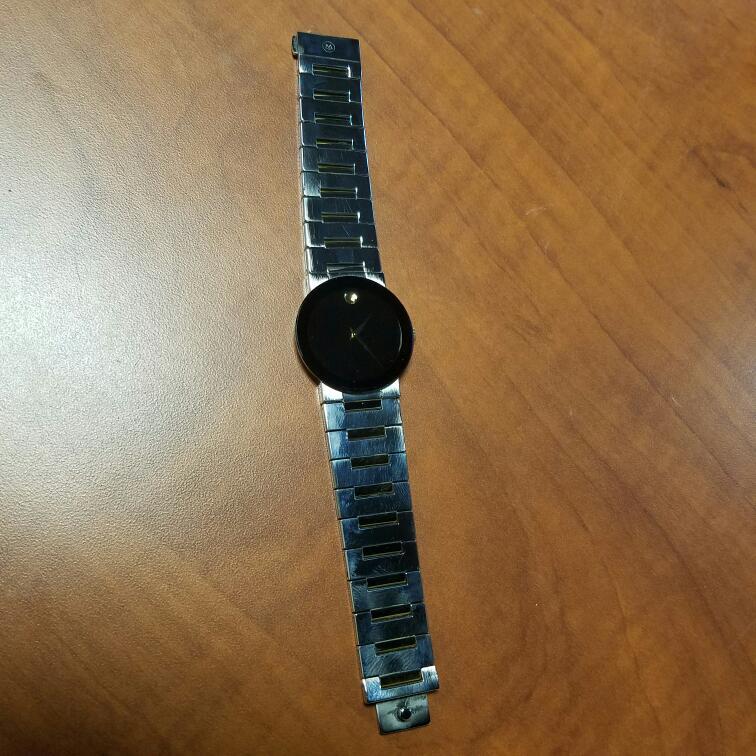 MOVADO Gent's Wristwatch 97.C6.877
