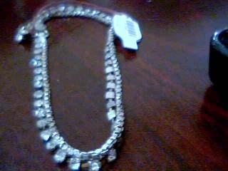 Bracelet Silver Stainless 12.4g