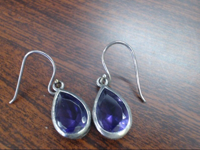 Silver Earrings 925 Silver 4.7g