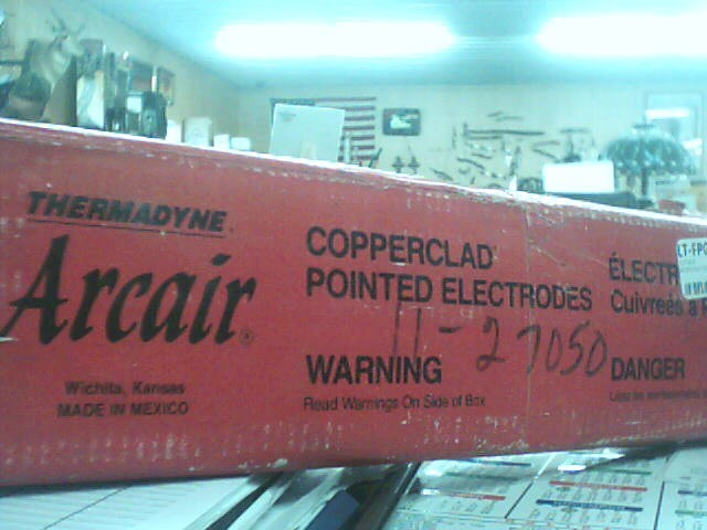 ARCAIR COPPERCLAD POINTED ELECTRODES